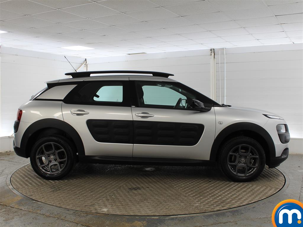Citroen C4 Cactus Feel Manual Petrol Hatchback - Stock Number (989952) - Drivers side