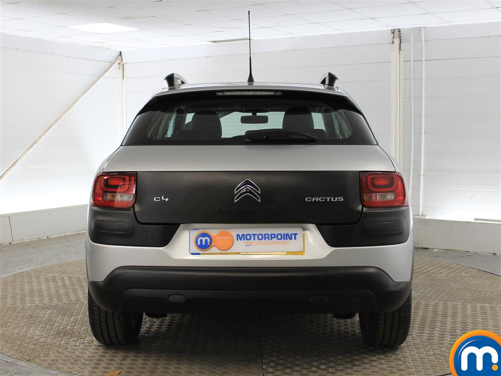 Citroen C4 Cactus Feel Manual Petrol Hatchback - Stock Number (989952) - Rear bumper