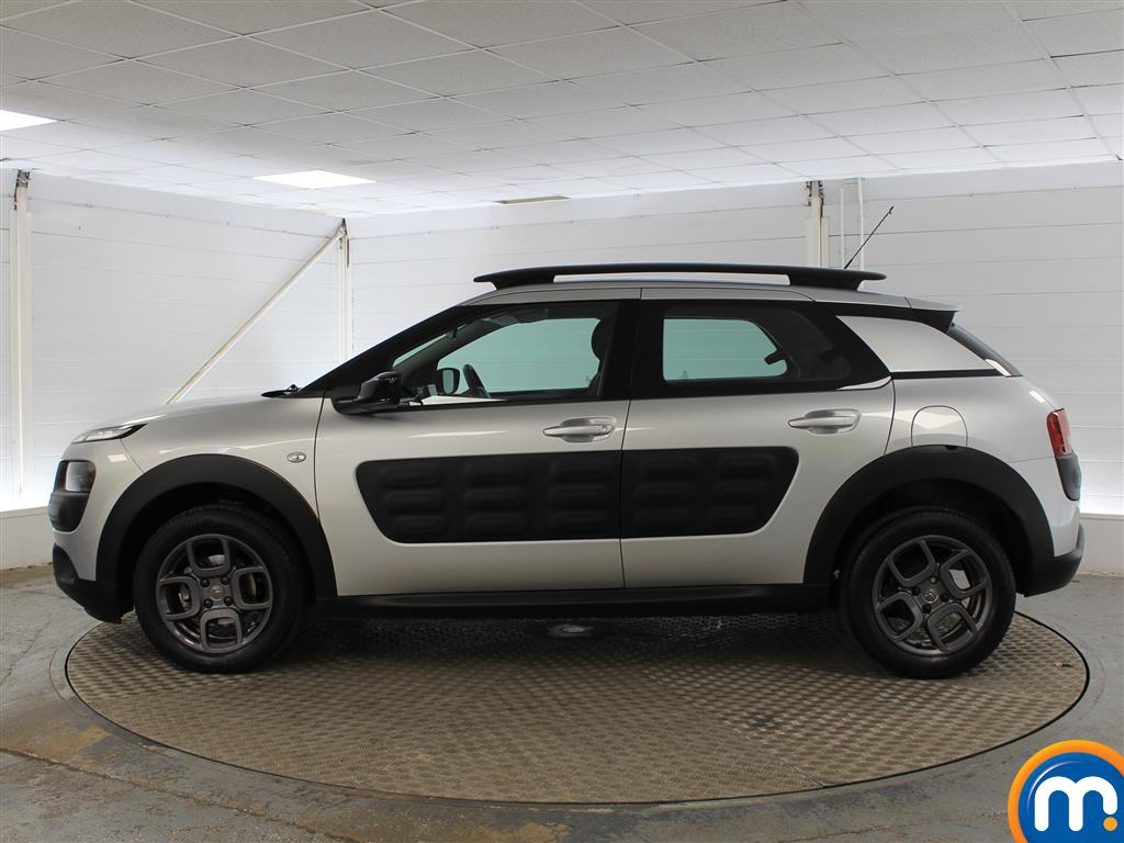Citroen C4 Cactus Feel Manual Petrol Hatchback - Stock Number (989952) - Passenger side