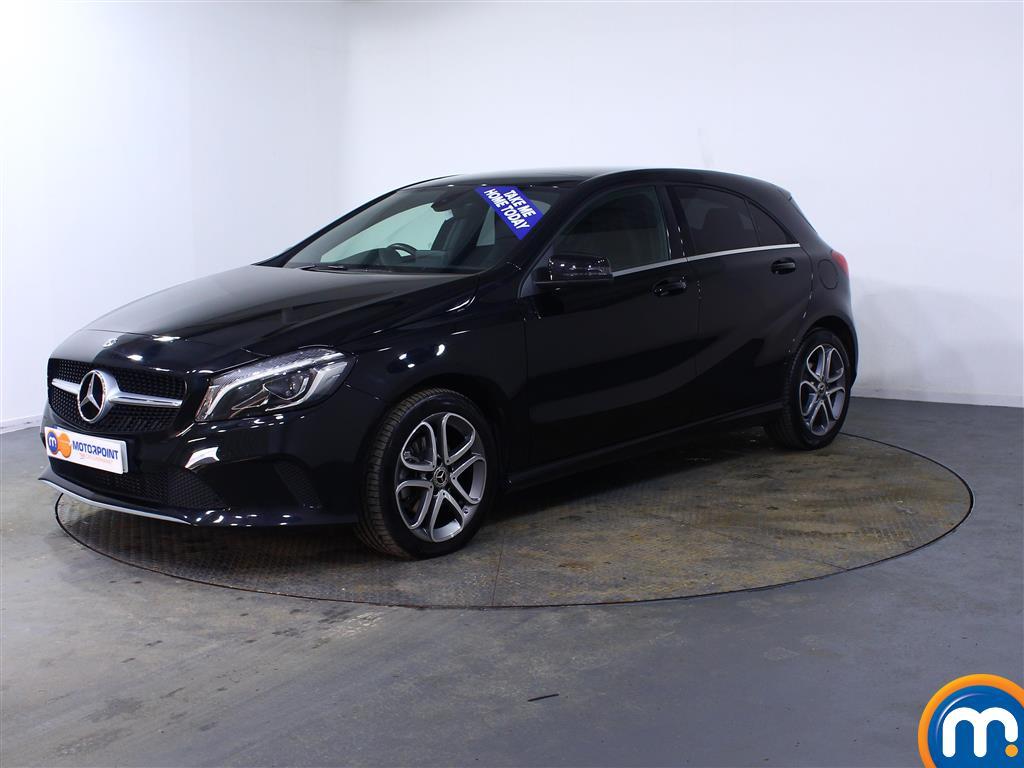 Mercedes-Benz A Class Sport Edition - Stock Number (983815) - Passenger side front corner
