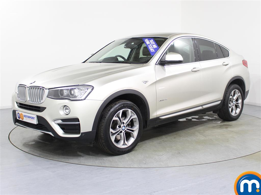 BMW X4 xLine - Stock Number (983306) - Passenger side front corner