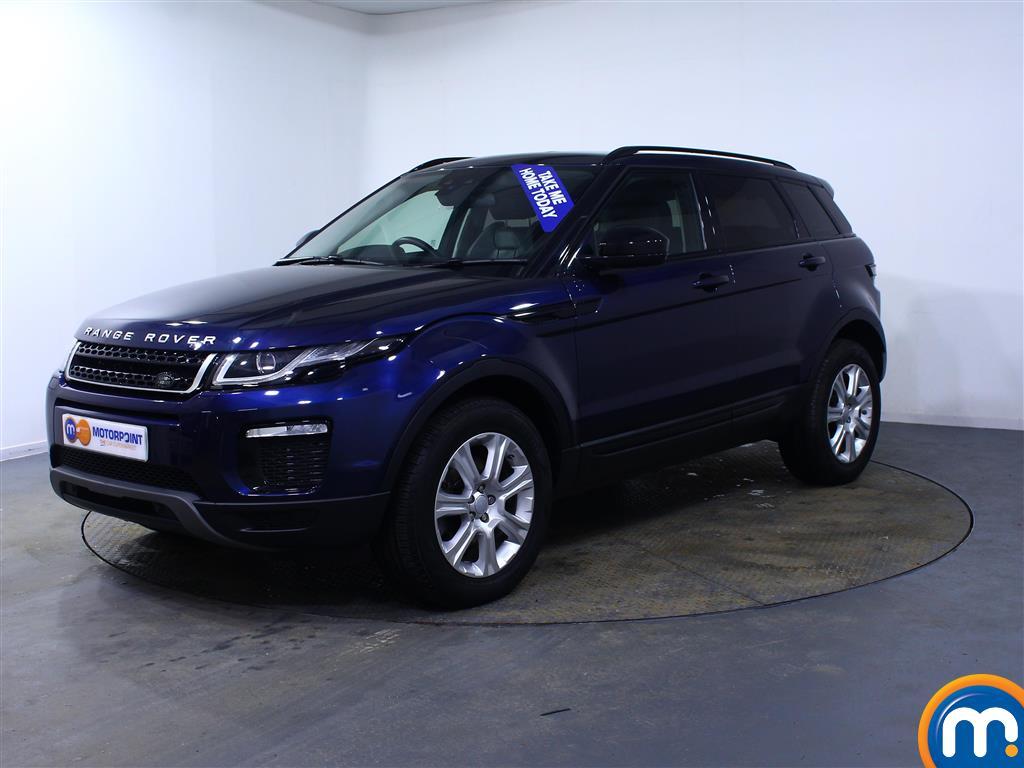 Land Rover Range Rover Evoque SE Tech - Stock Number (988289) - Passenger side front corner