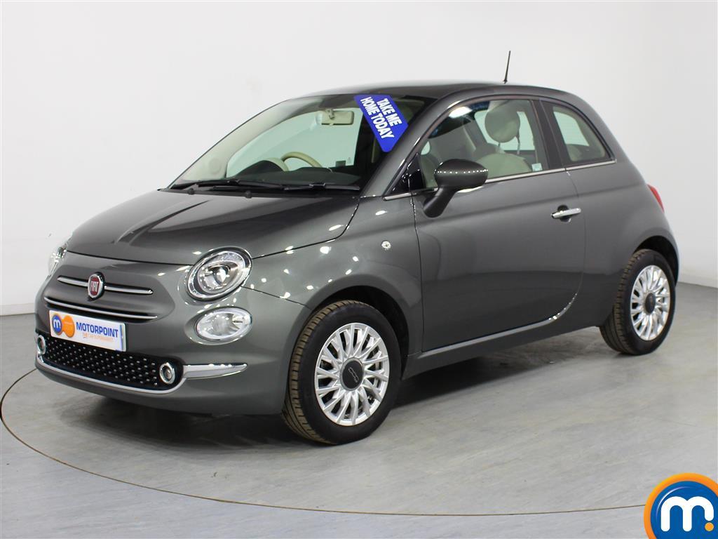 Fiat 500 Lounge - Stock Number (989338) - Passenger side front corner
