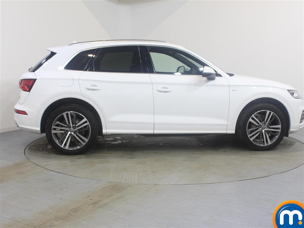 Audi Q5 S Line Automatic Diesel 4X4 - Stock Number (989308) - Drivers side