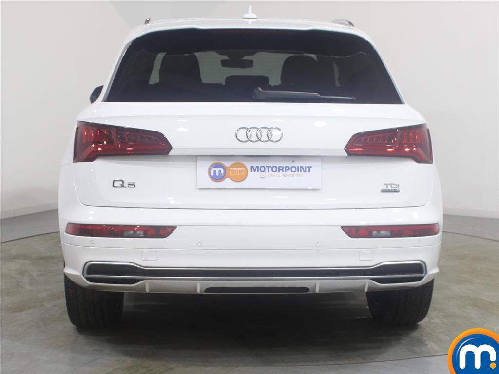 Audi Q5 S Line Automatic Diesel 4X4 - Stock Number (989308) - Rear bumper
