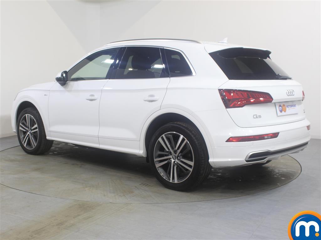 Audi Q5 S Line Automatic Diesel 4X4 - Stock Number (989308) - Passenger side rear corner