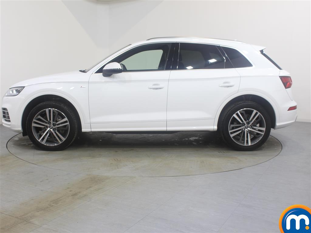 Audi Q5 S Line Automatic Diesel 4X4 - Stock Number (989308) - Passenger side