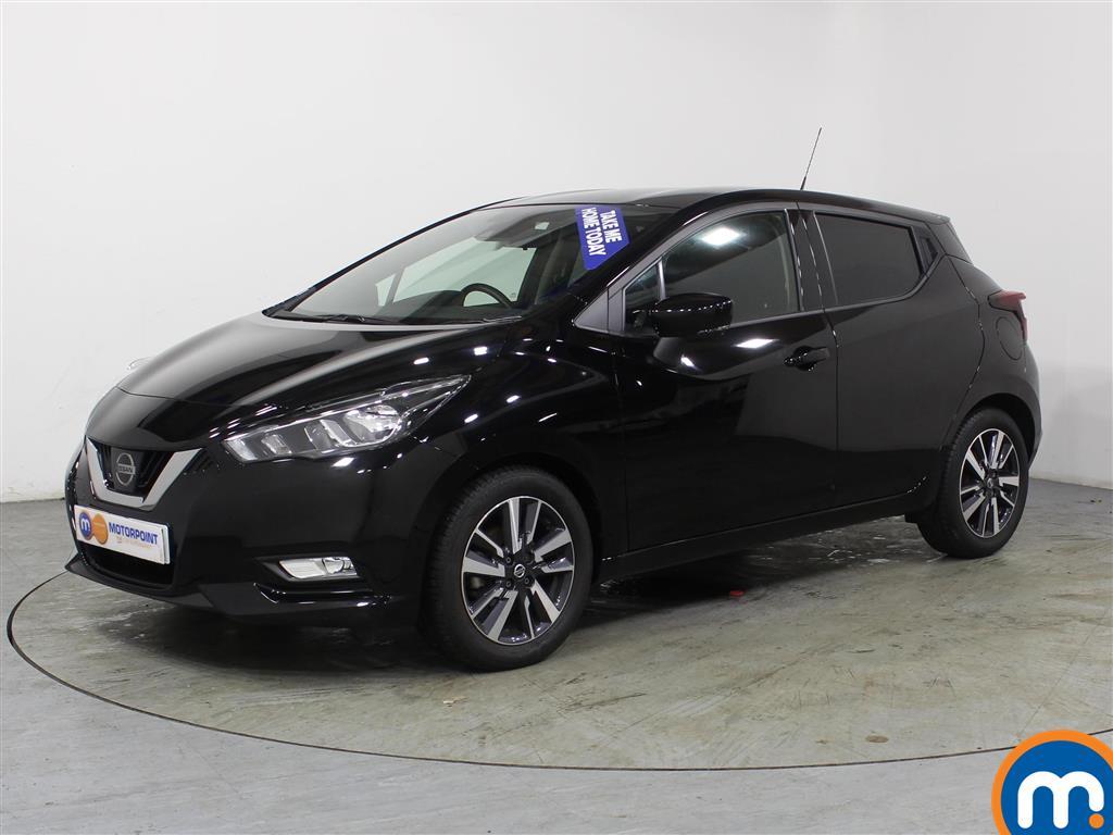 Nissan Micra N-Connecta - Stock Number (973368) - Passenger side front corner