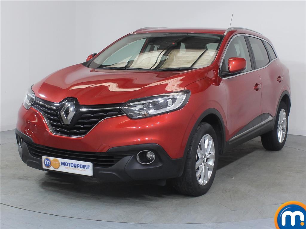 Renault Kadjar Dynamique Nav - Stock Number (981271) - Passenger side front corner