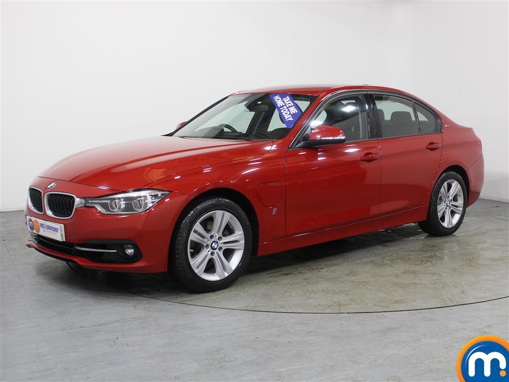 BMW 3 Series Sport - Stock Number (987595) - Passenger side front corner