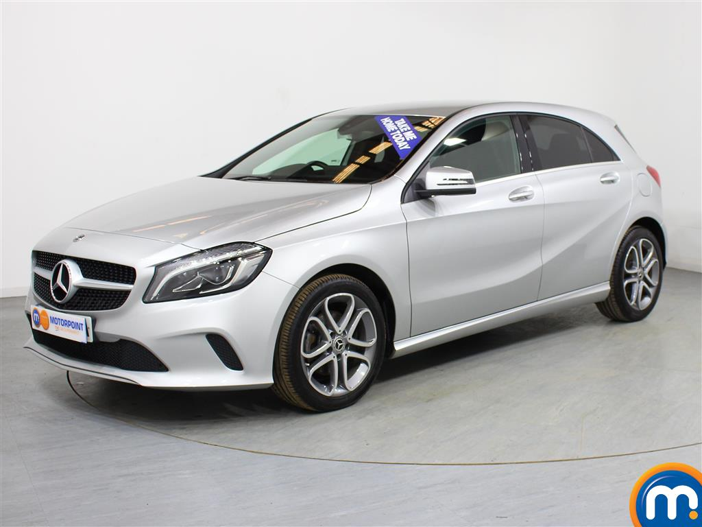 Mercedes-Benz A Class Sport Edition - Stock Number (988495) - Passenger side front corner