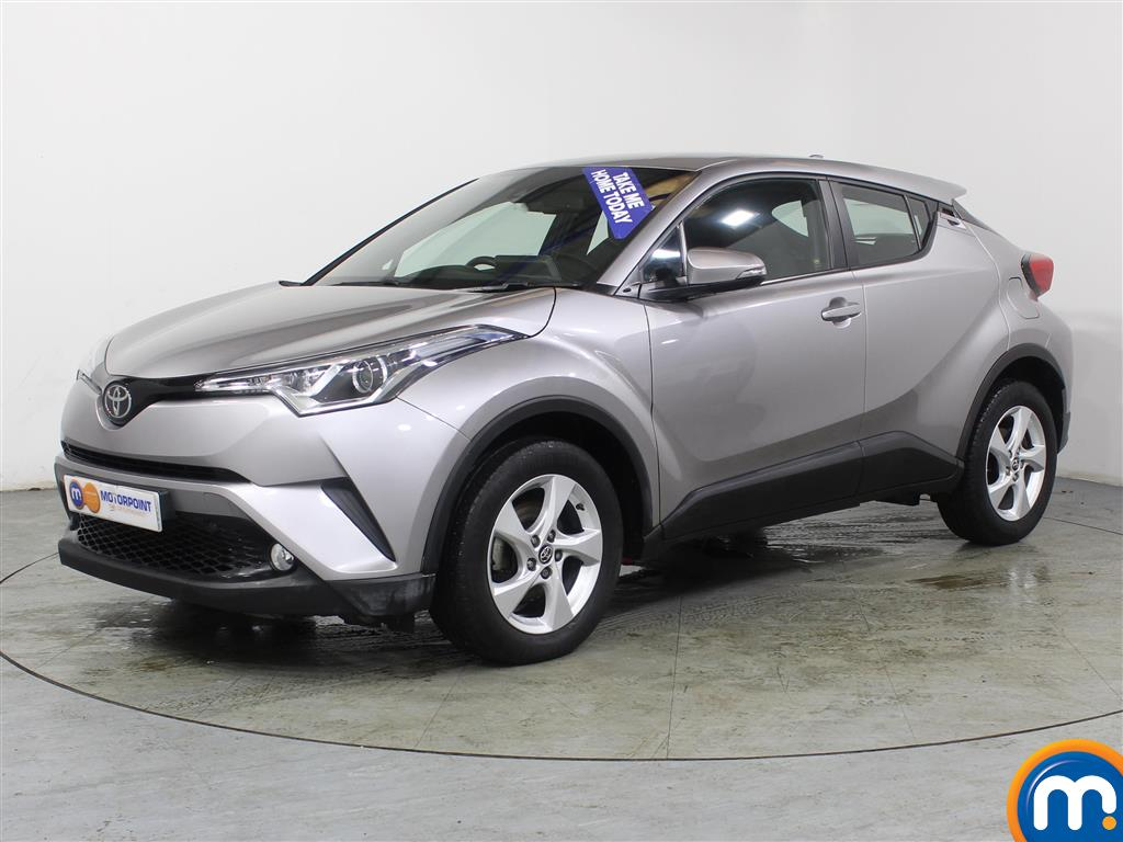 Toyota C-Hr Icon - Stock Number (982000) - Passenger side front corner
