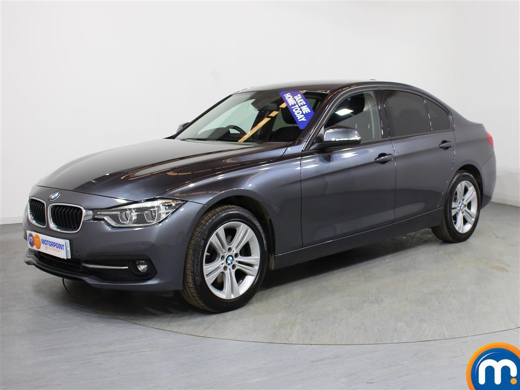 BMW 3 Series Sport - Stock Number (965970) - Passenger side front corner