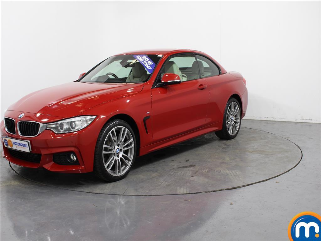 BMW 4 Series M Sport - Stock Number (986516) - Passenger side front corner