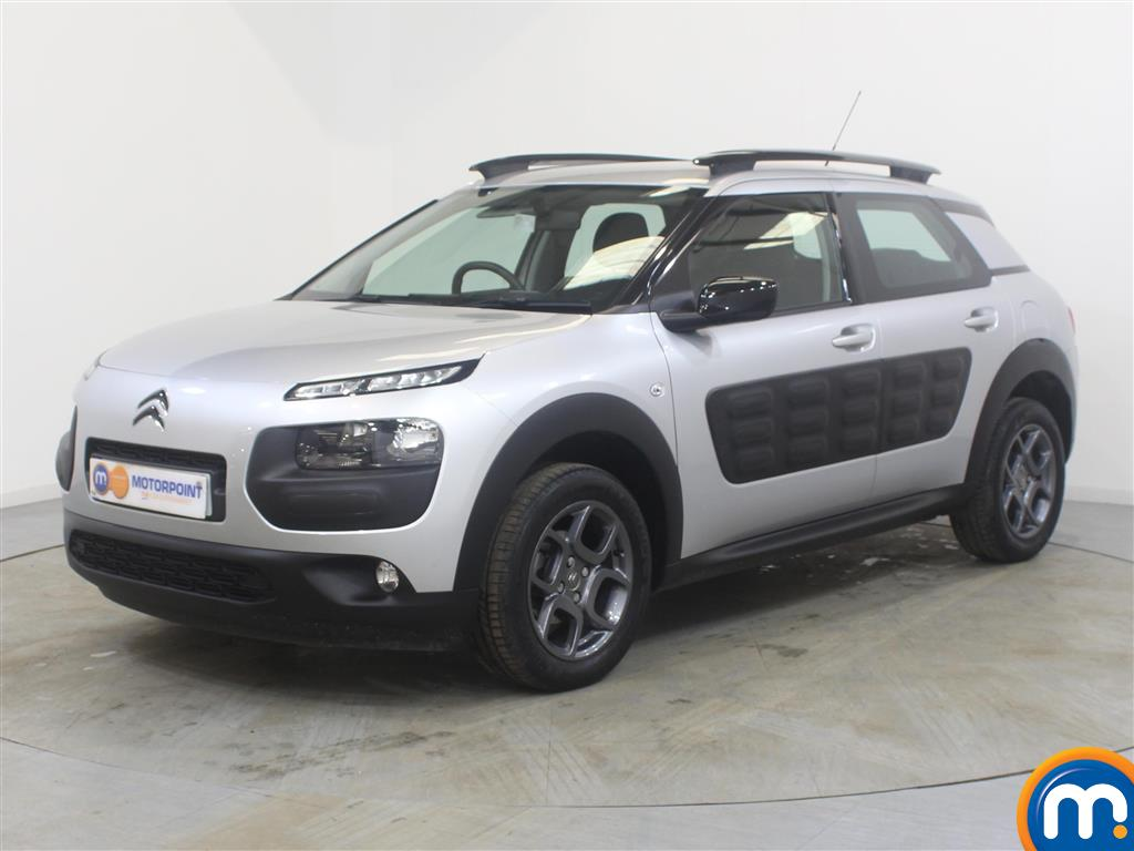Citroen C4 Cactus Feel - Stock Number (989950) - Passenger side front corner