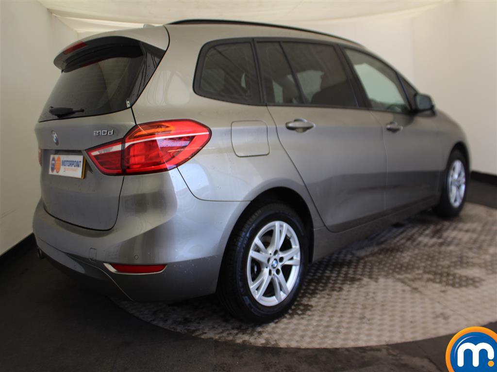BMW 2 Series SE Automatic Diesel Estate - Stock Number (989669) - Drivers side rear corner