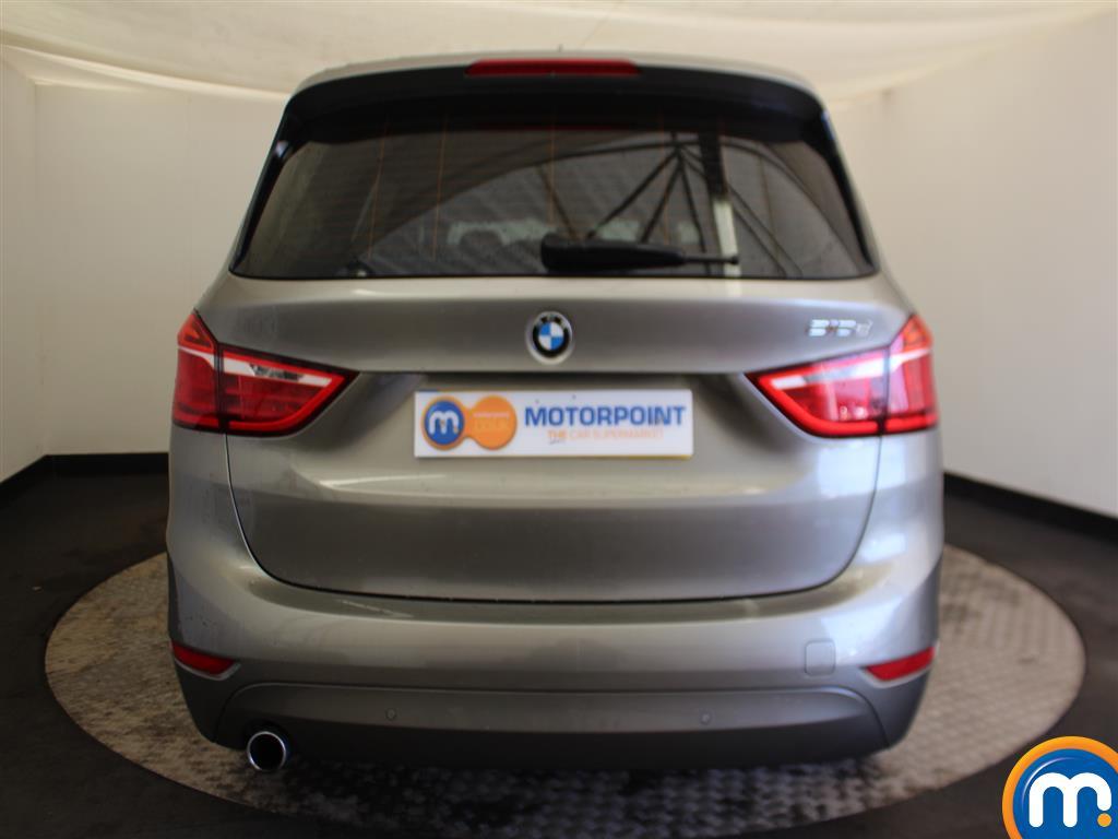 BMW 2 Series SE Automatic Diesel Estate - Stock Number (989669) - Rear bumper