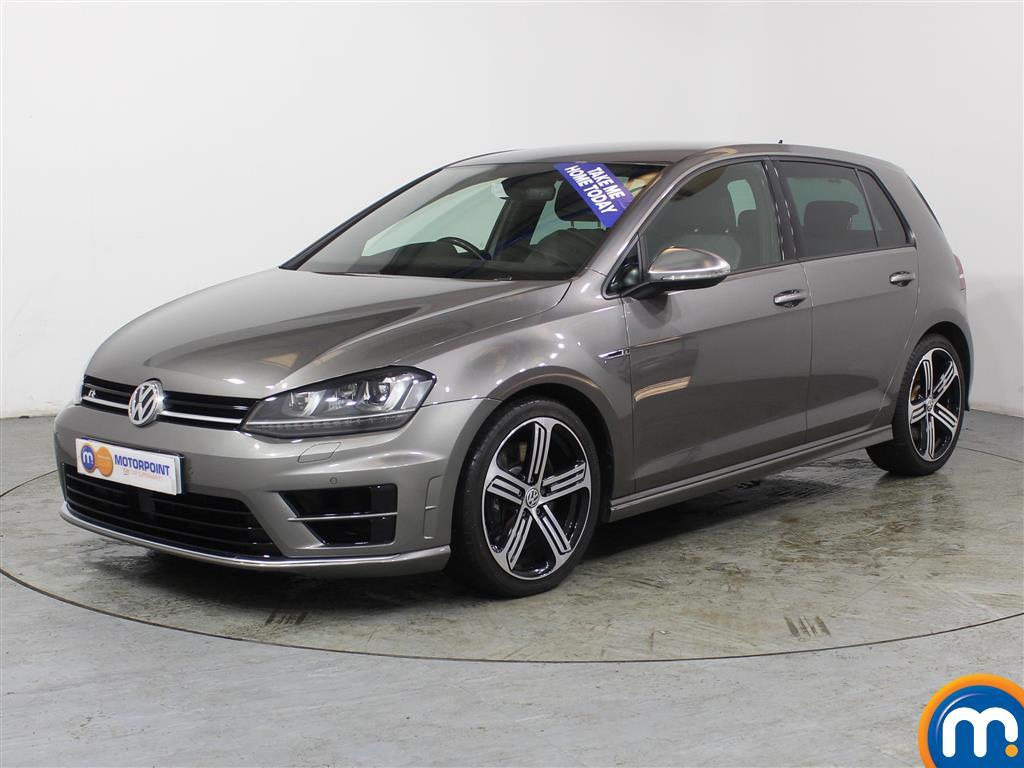Volkswagen Golf R - Stock Number (983204) - Passenger side front corner