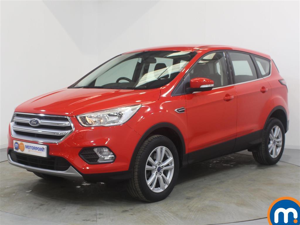 Ford Kuga Zetec - Stock Number (989492) - Passenger side front corner