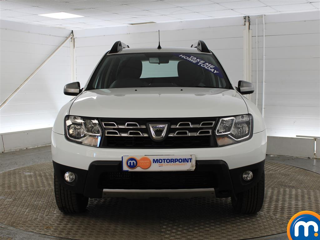 Dacia Duster Laureate Automatic Diesel Crossover - Stock Number (987273) - Front bumper
