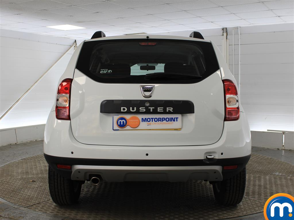 Dacia Duster Laureate Automatic Diesel Crossover - Stock Number (987273) - Rear bumper