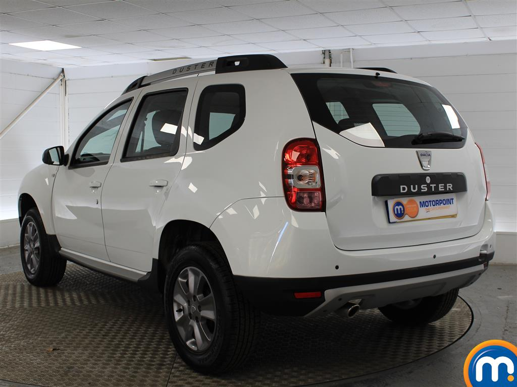 Dacia Duster Laureate Automatic Diesel Crossover - Stock Number (987273) - Passenger side rear corner
