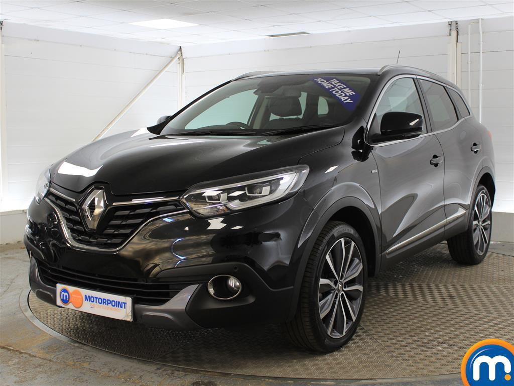 Renault Kadjar Signature Nav - Stock Number (984539) - Passenger side front corner