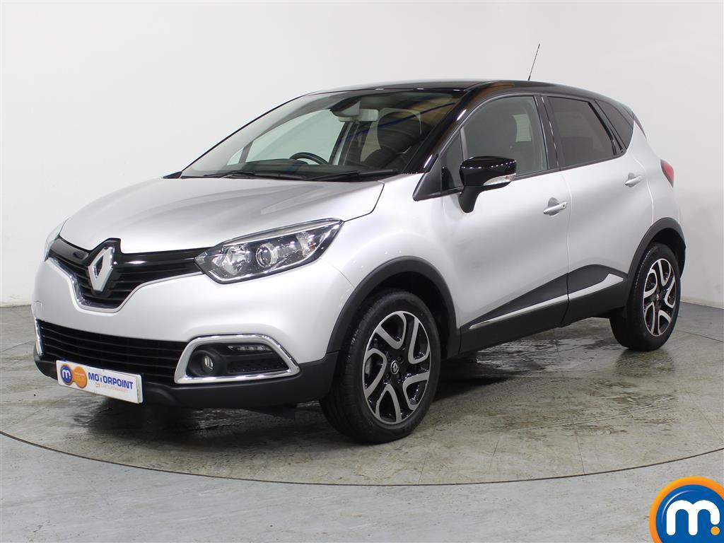 Renault Captur Dynamique S Nav - Stock Number (981329) - Passenger side front corner