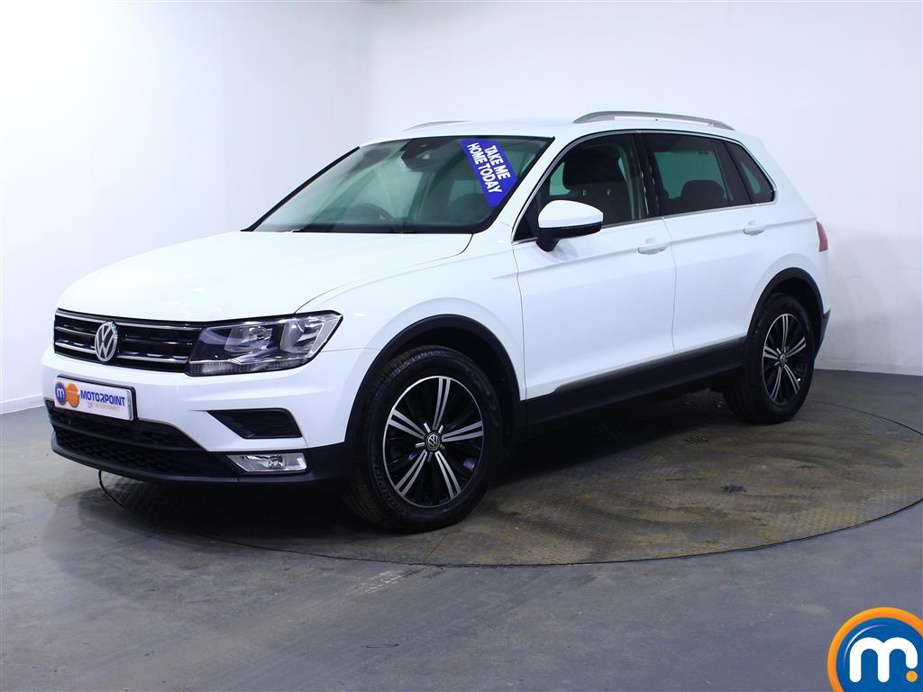 Volkswagen Tiguan SE Nav - Stock Number (989560) - Passenger side front corner