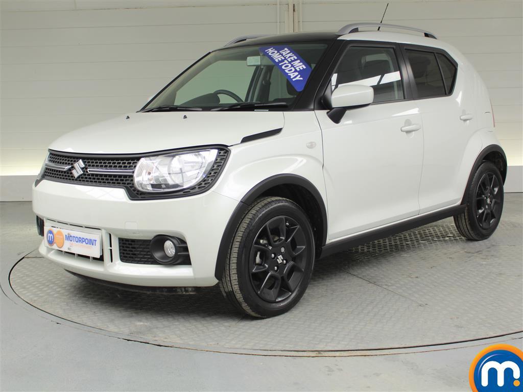 Suzuki Ignis SZ-T - Stock Number (988931) - Passenger side front corner