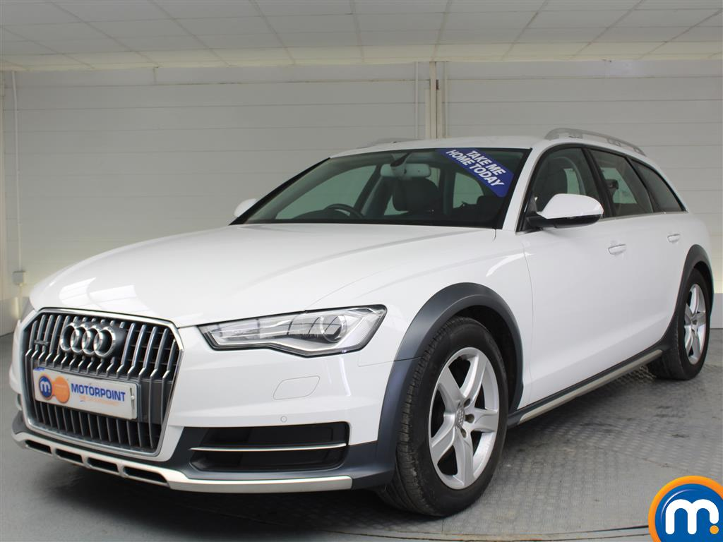 Audi A6 Allroad 3.0 TDI 272 Quattro 5dr S Tronic - Stock Number (988052) - Passenger side front corner