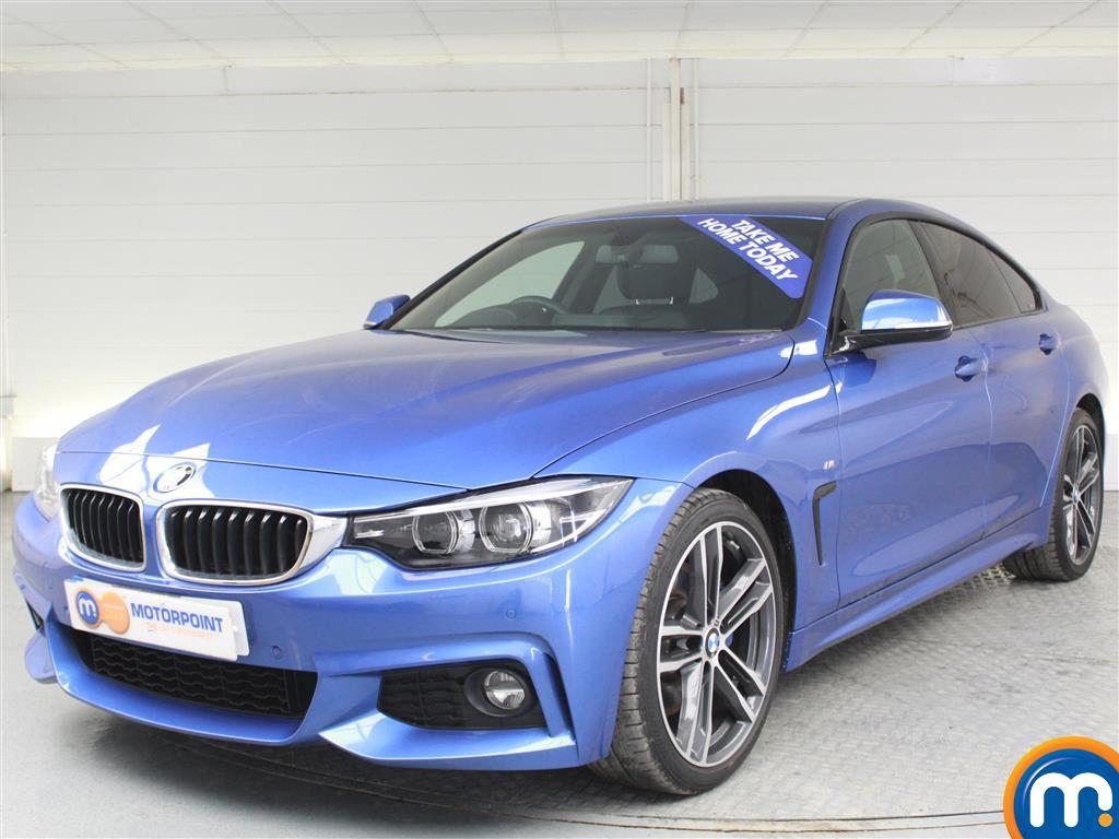 BMW 4 Series M Sport - Stock Number (980201) - Passenger side front corner