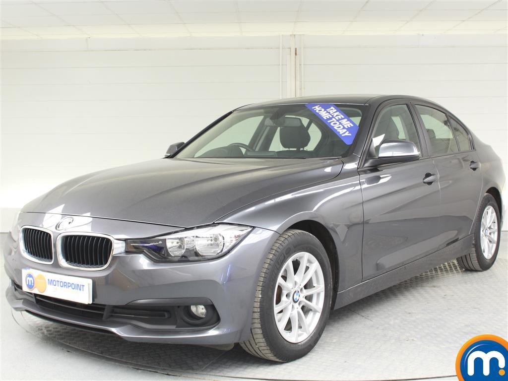 BMW 3 Series EfficientDynamics Plus - Stock Number (991184) - Passenger side front corner