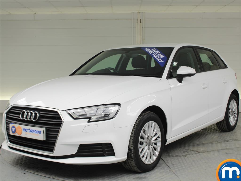 Audi A3 SE Technik - Stock Number (988704) - Passenger side front corner
