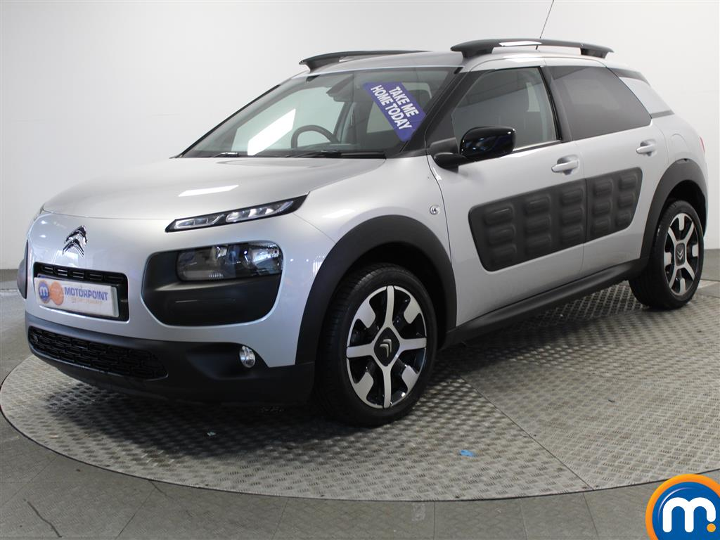 Citroen C4 Cactus Flair - Stock Number (986392) - Passenger side front corner