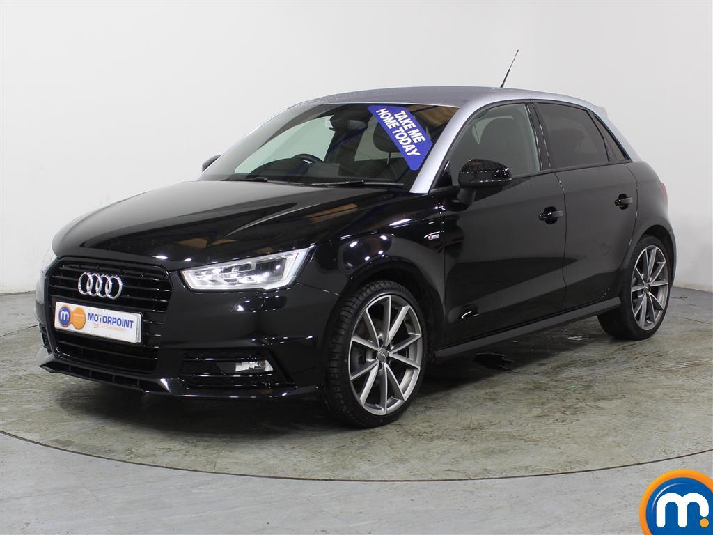Audi A1 Black Edition Nav - Stock Number (987205) - Passenger side front corner