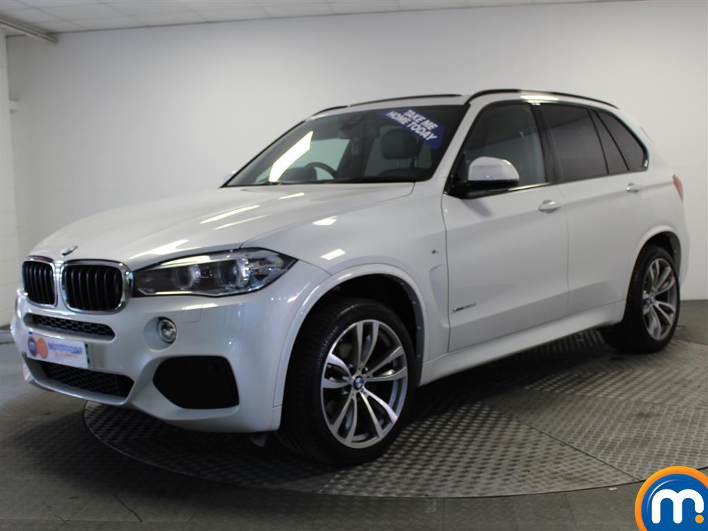 BMW X5 M Sport - Stock Number (982777) - Passenger side front corner