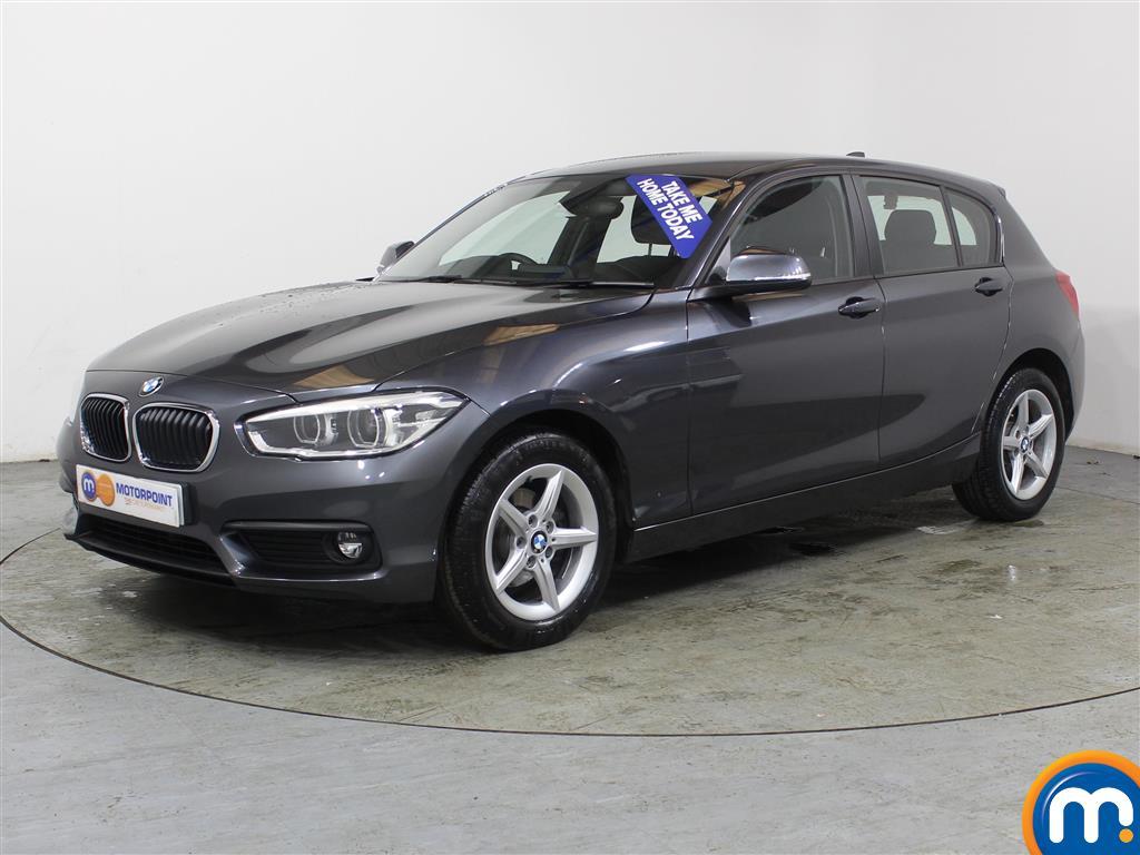 BMW 1 Series SE Business - Stock Number (983816) - Passenger side front corner