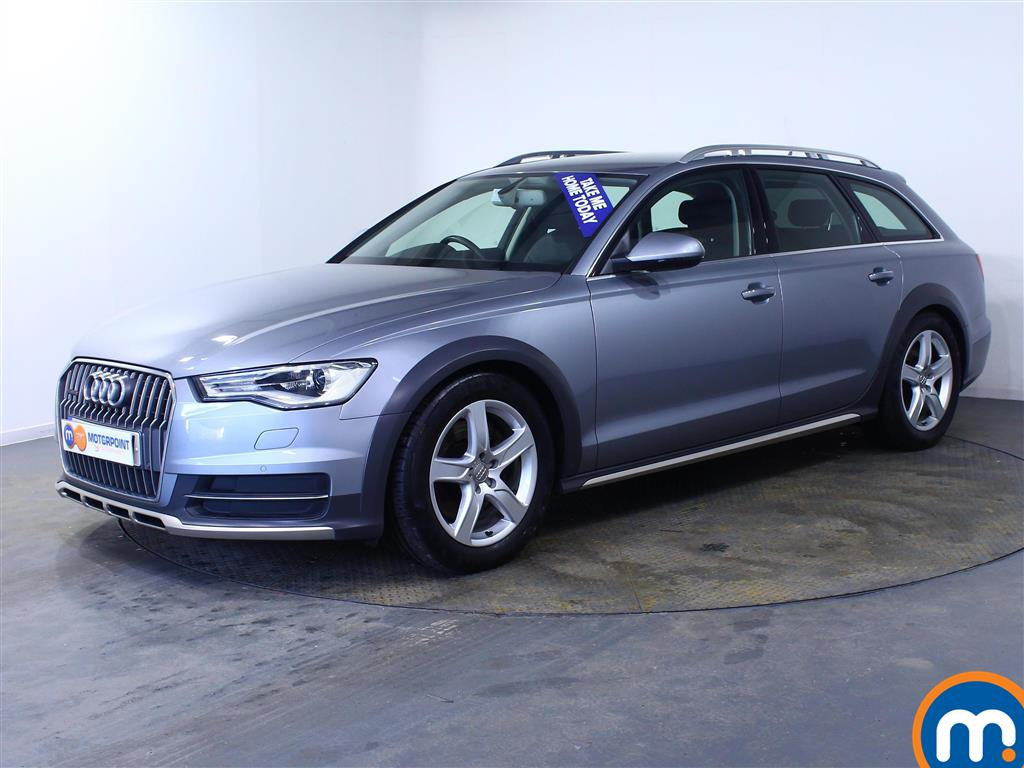 Audi A6 Allroad 3.0 TDI 272 Quattro 5dr S Tronic - Stock Number (991133) - Passenger side front corner