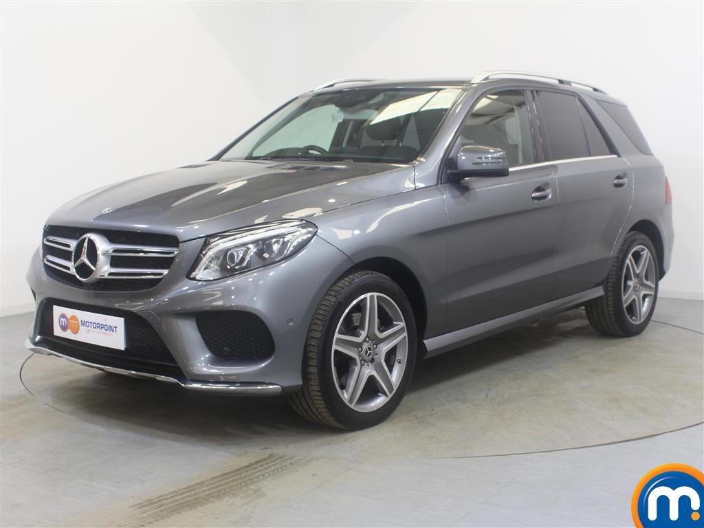Mercedes-Benz GLE AMG Line - Stock Number (989309) - Passenger side front corner