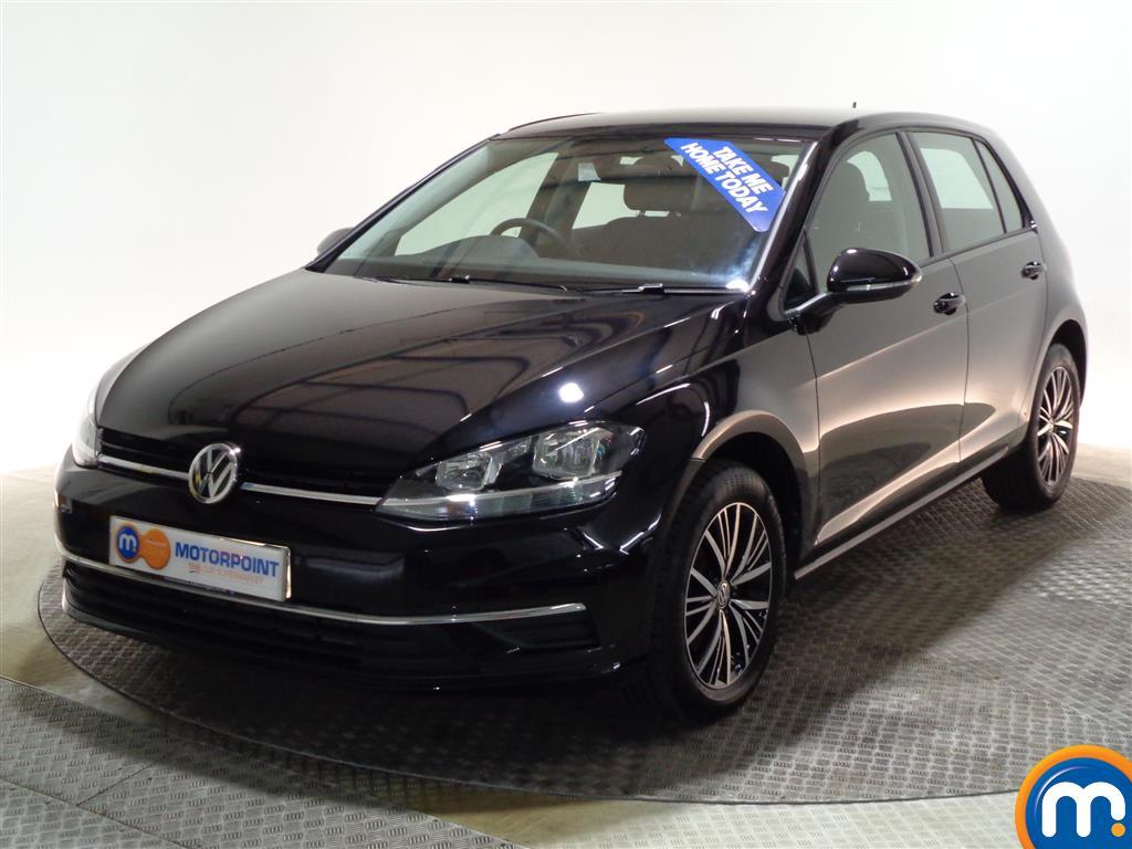 Volkswagen Golf SE - Stock Number (988907) - Passenger side front corner