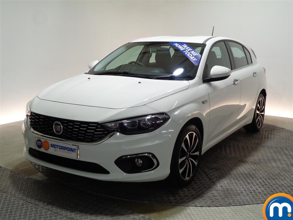 Fiat Tipo Lounge - Stock Number (981653) - Passenger side front corner