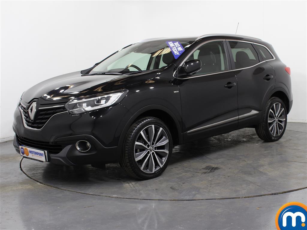 Renault Kadjar Signature Nav - Stock Number (984535) - Passenger side front corner