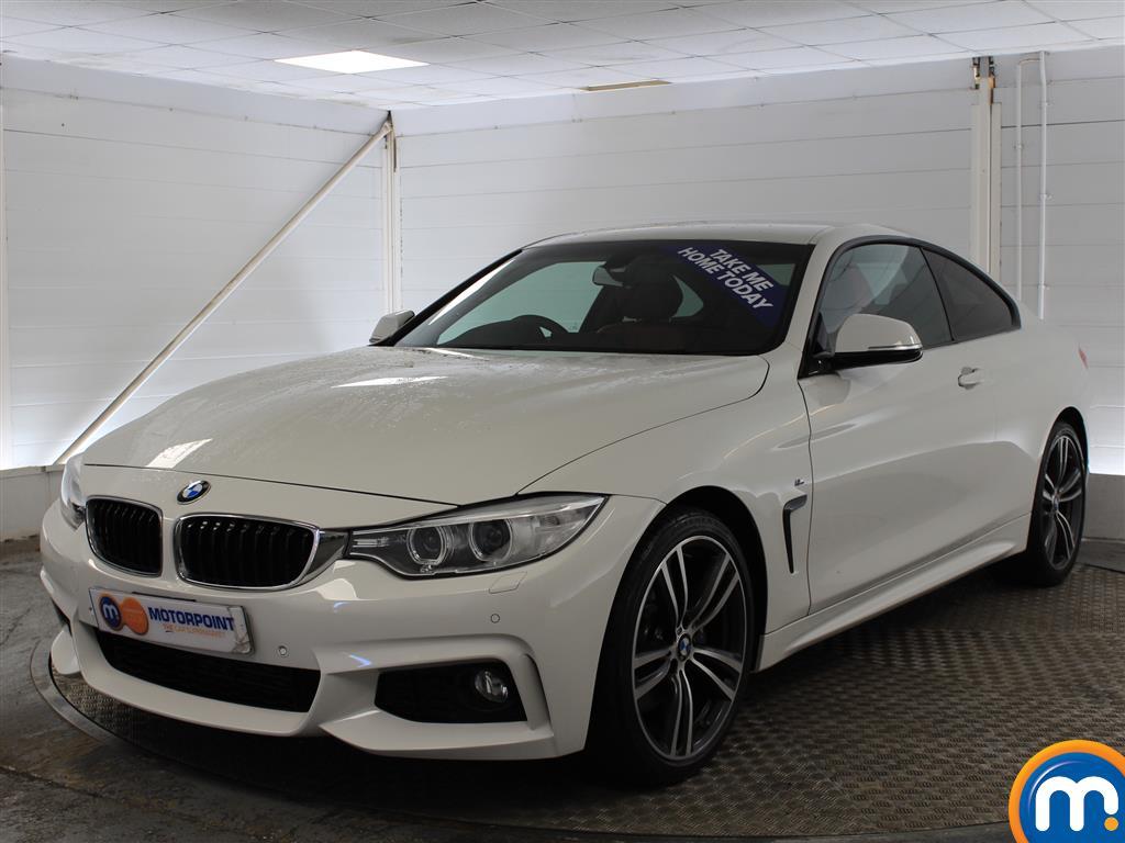 BMW 4 Series M Sport - Stock Number (989574) - Passenger side front corner