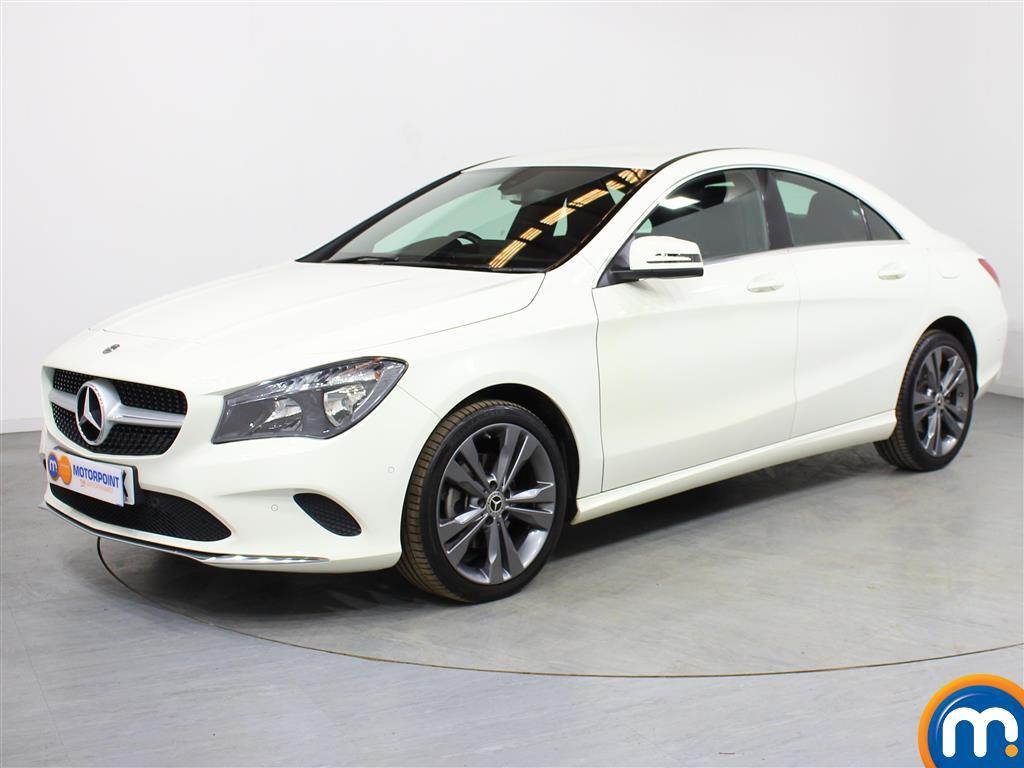 Mercedes-Benz Cla Class Sport - Stock Number (963549) - Passenger side front corner