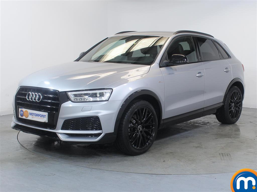 Audi Q3 Black Edition - Stock Number (990644) - Passenger side front corner