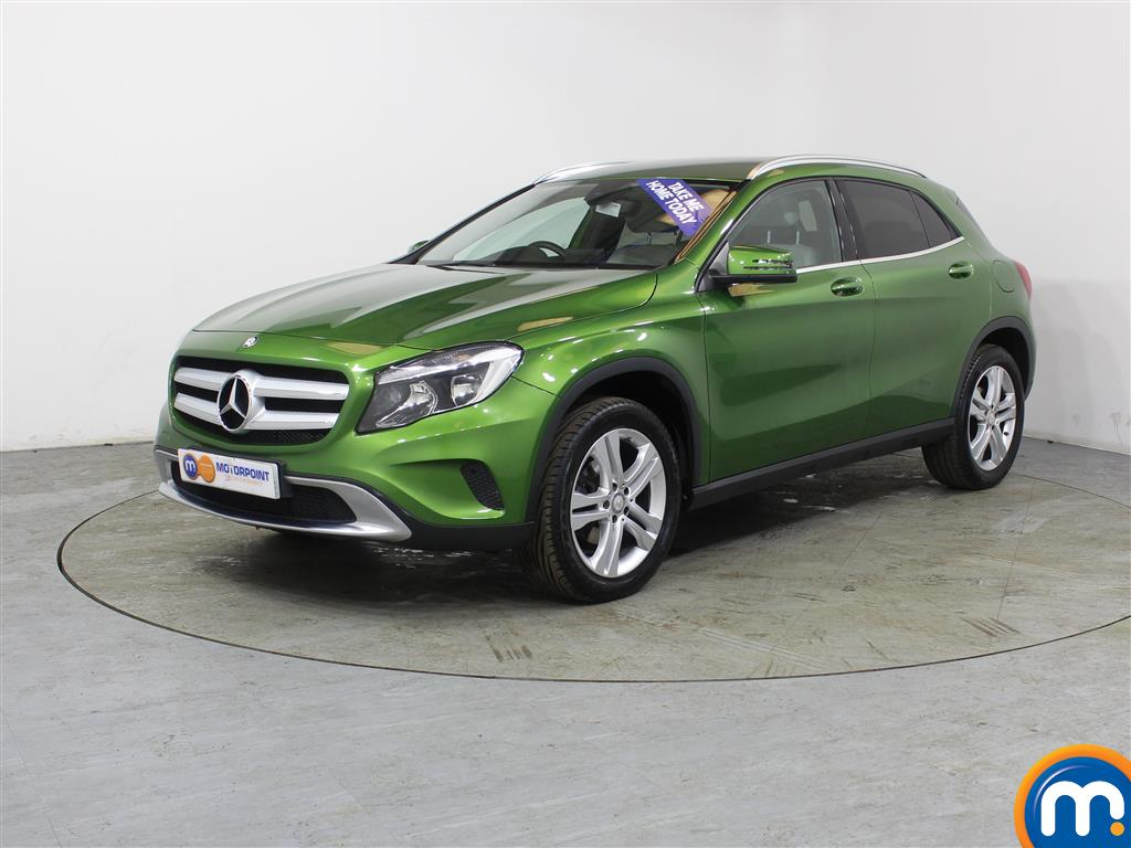 Mercedes-Benz Gla Class Sport - Stock Number (989861) - Passenger side front corner
