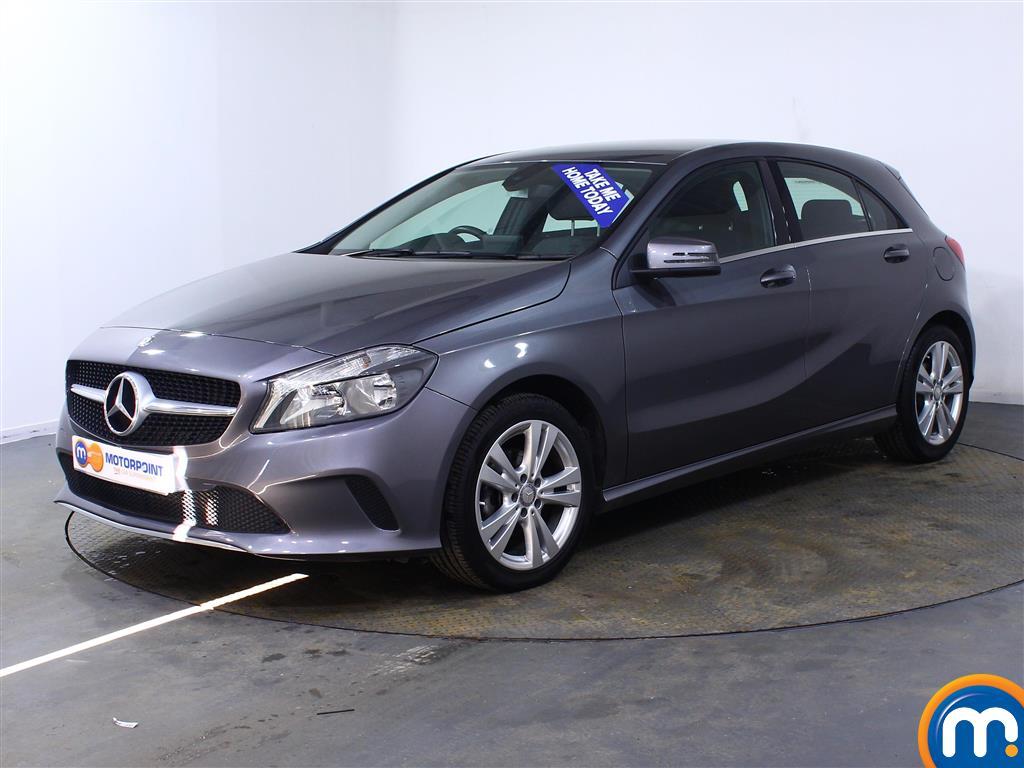 Mercedes-Benz A Class Sport - Stock Number (974403) - Passenger side front corner