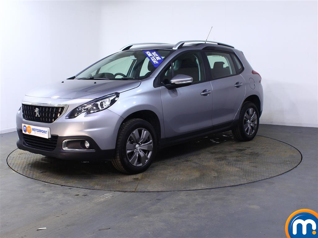 Peugeot 2008 Active - Stock Number (990578) - Passenger side front corner