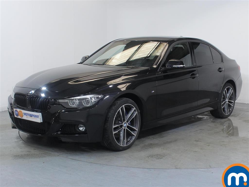 BMW 3 Series M Sport Shadow Edition - Stock Number (985482) - Passenger side front corner
